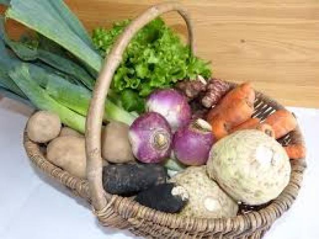 Les légumes classiques