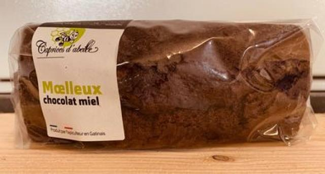 Moelleux Chocolat Miel